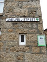 Grenfell Street. Read info in next photo